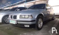 Vehicle Options 1998 BMW 316i Year: 1998 Mileage: