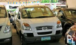 Vehicle Options 2005 Hyundai Starex CRDi Year: 2005