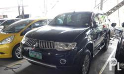 Vehicle Options 2010 Mitsubishi Montero Sport Year: