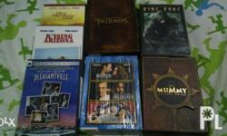 Three Discs Region 1 DVD **The Mummy Collection: The