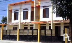 town house in manuela 4B 2storey townhouse location