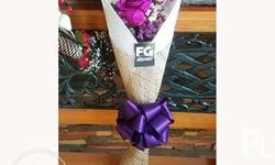 Send a long lasting flower bouquet. This preserved rose