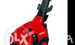 TX-951 High pressure washer cold wash Specification
