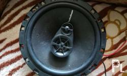 1pc. R165X3 a 6.50� 3-way full-range speaker rated at