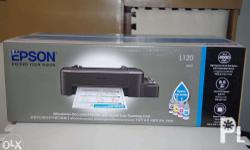 Epson printer L120 for Sale in Pasig City, National Capital