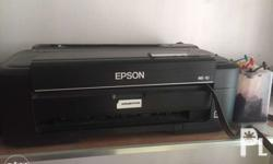 Printer epson ME 10 CISS second hand good condition