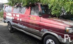 auv type jeep engine:4d32 11 seater good engine