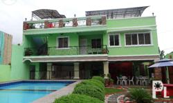 Amenities: 3 Bedrooms with TB A/C Adult pool with