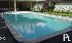 PRIVATE SWIMMING POOL FOR RENT WITH SPACIOUS GATED