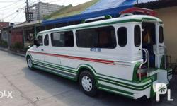 Private XLT 2006 model 11 Seater (maluwag) double