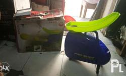 Pro shot launcher with battery 6v.. Almost new..