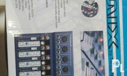 Professional IMIX mixer 7 channel With efex USB