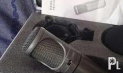 This Condenser mic is from Germany Regalo saken tito