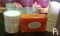 Rejuvenating Set 350 pesos Local Obagi Set 500 pesos