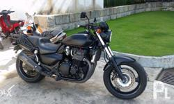 2001 Honda X4 Muscle Bike. upgraded rear shocks