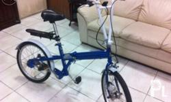 Folding Bike From Japan Propeller Driven Collectors