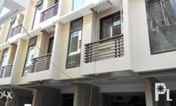 Protacio Townhomes, house for sale in Pasay near Edsa