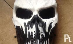 Choose from 2 designs Full front face protection for