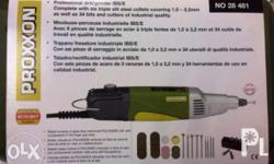 Proxxon Professional and Precision Rotary Tool Made in