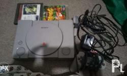 Ps1 fat tested and working. All original meet up