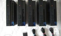 For sale PS2 Fat model unit 2nd hand condition 100