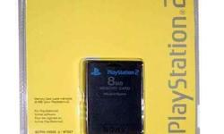 Ps2 Memory Card Php 250.00 Resellers are welcome Pm or
