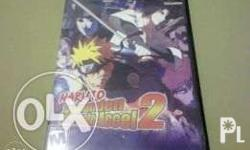 PS2 Naruto Accel 2 for modified consoles only..japanese