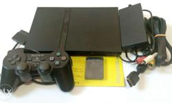 Selling PS2 Slim 2nd hand Condition All Tested working