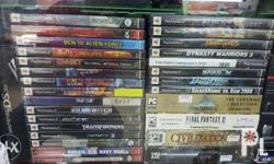 PS2 PSP DS Games, Unit & Accessories STORE NAME -