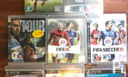 FIFA FOOTBALL GAME COLLECTION! 8 FIFA games for 800