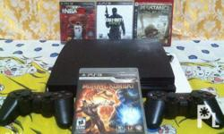 Ps3 Complete Set: (P9,999) Inclusive of: P7,000 Ps3