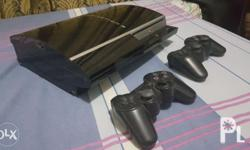Sony PS3 (Complete Package) - Play PS3, PS2, PS1, and