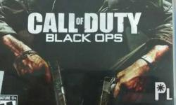 Ps3 game call of duty black ops Good condition 800 only