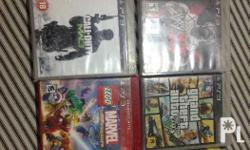 Prices depends on the game All original Check all you