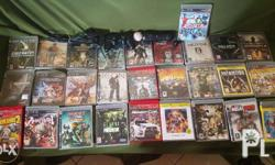 Ps3 games and accessories for sale as a bundle for only