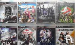 RESIDENT EVIL 6 = 500 FAR CRY 4 = 650 ALICE MADNESS
