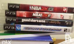 PS3 games for sale 200 each