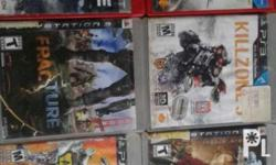 PS3 Games For sale Meet up bulacan area balagtas or