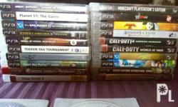 selling ps3 games, nabenta na ps3 kaya dispose n bala,