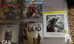 Farcry compilation includes farcry 2 and 3 and a demo