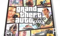 For Sale: GTA 5 w/Map - 950 pre-owned, good condition