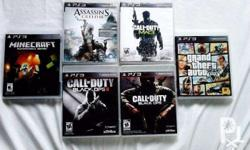 Text me here: (0905-686-2015) PS3 Games Bundle 1,500