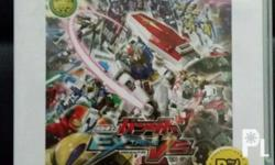 Gundam Extreme VS for PS3 Very Good Condition Text me