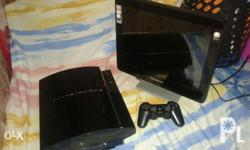 For Sale:Ps3 phat (Jailbreak) Include: Hdmi power cord