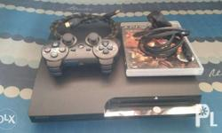 For Sale Playstation 3 320GB CECH 2504b Includes: Unit