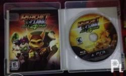 Ps3 ratchet clank all-4-one