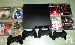 ps3 slim 320 gb bundle 9500 negotiable rfs: upgrade