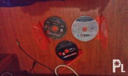 5 months old 3 original controller 8 games hdmi cable