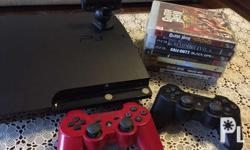 PS3 Gaming Console 2 original wireless controllers