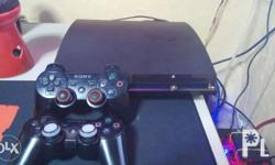 Sony PS3 Slim Model Refurbished Unit Newly Cleaned and